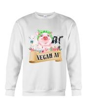 Vegan af Crewneck Sweatshirt thumbnail