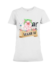 Vegan af Premium Fit Ladies Tee thumbnail
