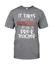Preschool teacher Classic T-Shirt front
