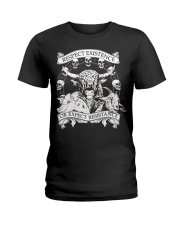 Respect existence Ladies T-Shirt thumbnail