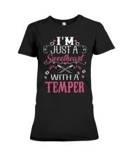Temper Premium Fit Ladies Tee thumbnail