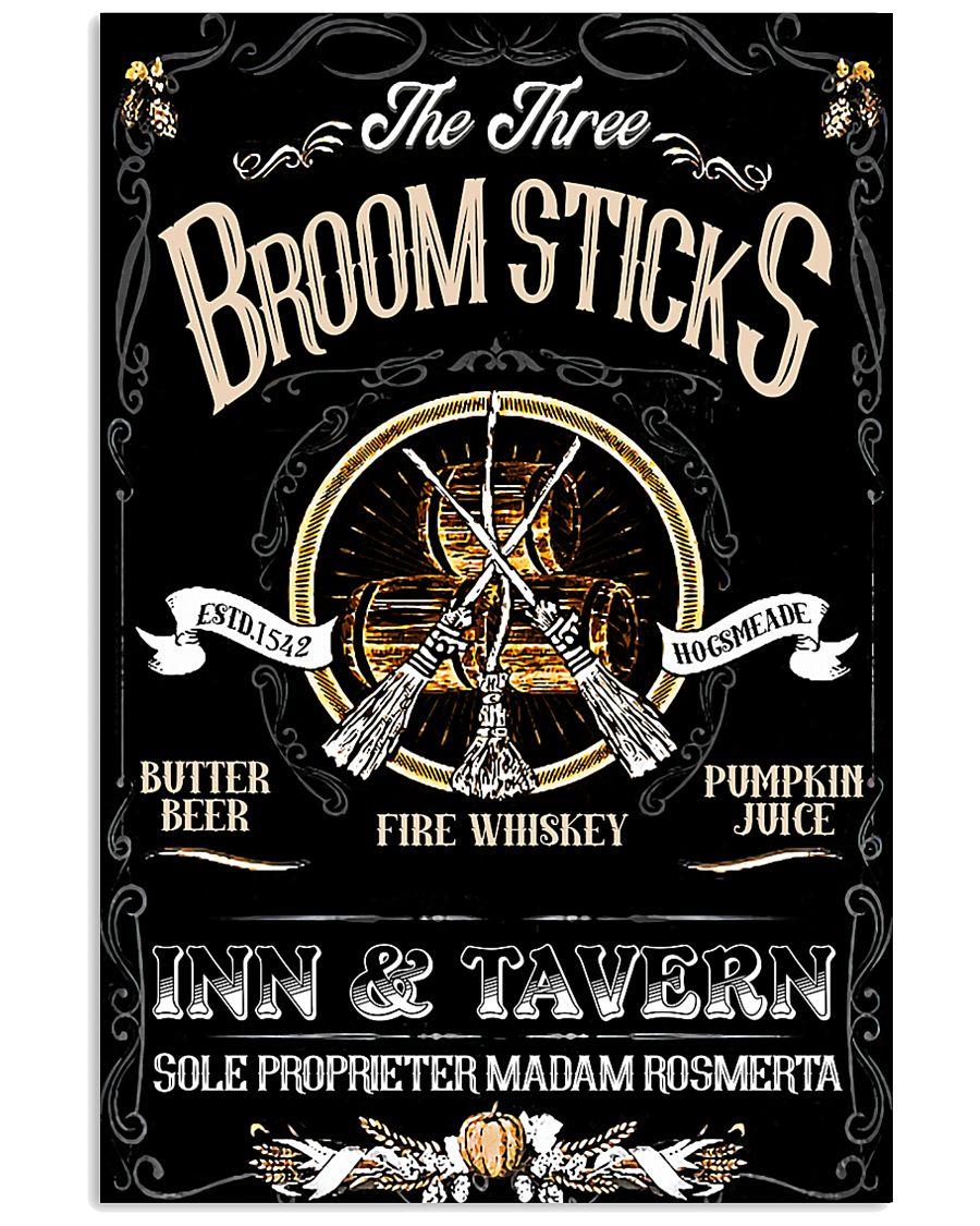 Broom sticks 11x17 Poster