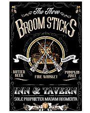 Broom sticks 11x17 Poster front