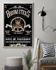 Broom sticks 11x17 Poster lifestyle-poster-1