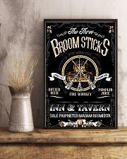 Broom sticks 11x17 Poster lifestyle-poster-3