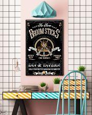 Broom sticks 11x17 Poster lifestyle-poster-6