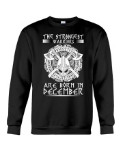 Born in December Crewneck Sweatshirt thumbnail