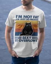Im not fat Classic T-Shirt apparel-classic-tshirt-lifestyle-front-46