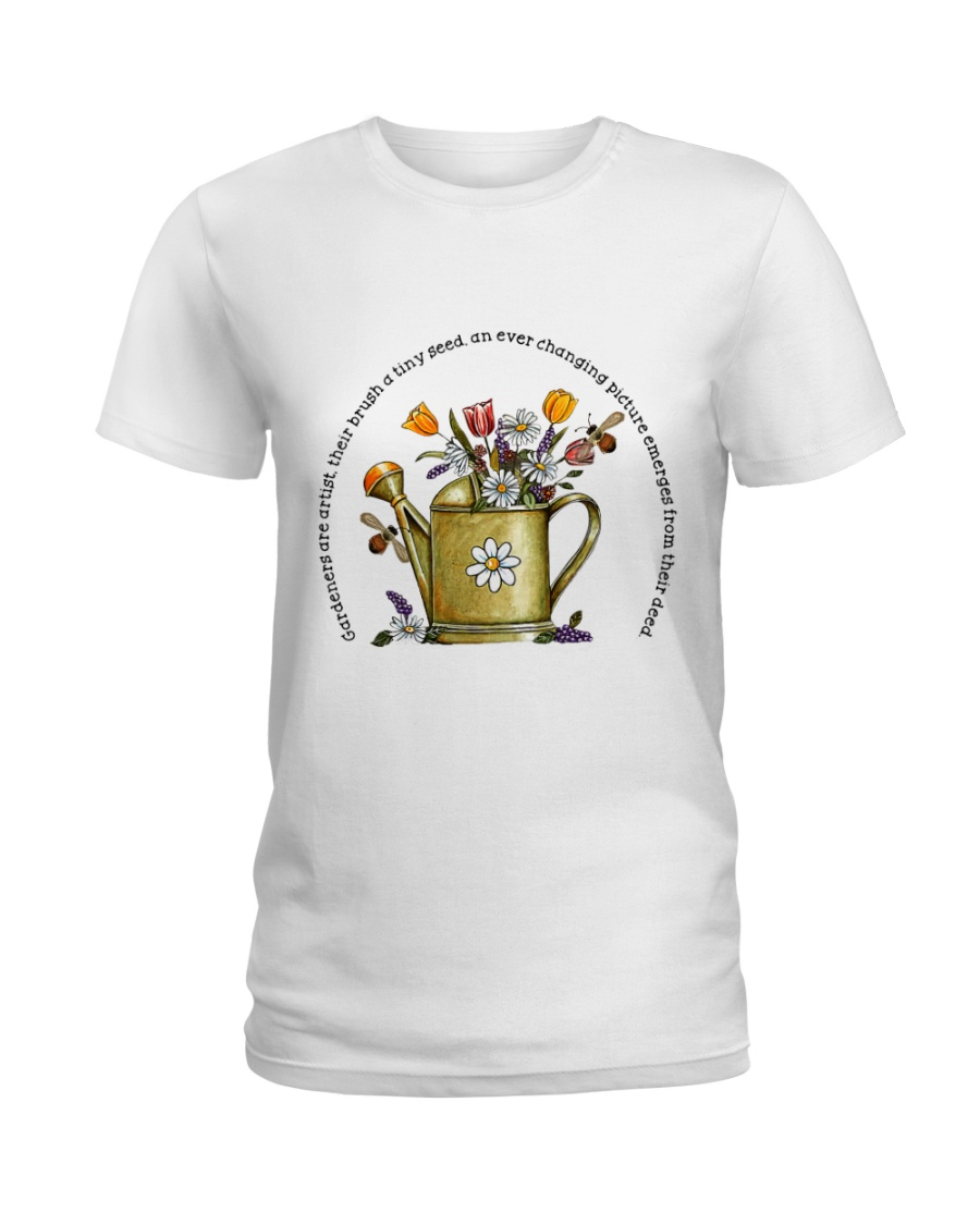 Gardeners Ladies T-Shirt