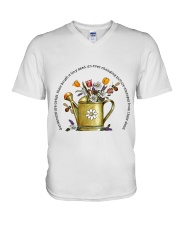 Gardeners V-Neck T-Shirt tile