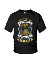 Violence Youth T-Shirt thumbnail