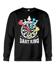 Dart king Crewneck Sweatshirt thumbnail