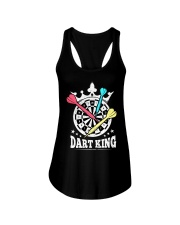 Dart king Ladies Flowy Tank thumbnail