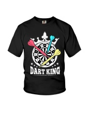 Dart king Youth T-Shirt thumbnail