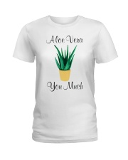 Aloe vera Ladies T-Shirt front