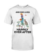 And she lived happily ever after Premium Fit Mens Tee thumbnail