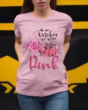 We wear pink Ladies T-Shirt apparel-ladies-t-shirt-lifestyle-04
