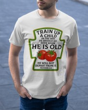 Train up a child Classic T-Shirt apparel-classic-tshirt-lifestyle-front-46