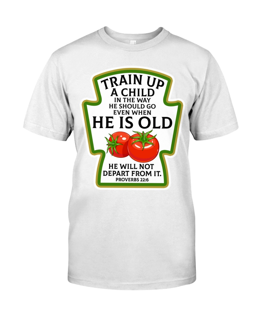 Train up a child Classic T-Shirt