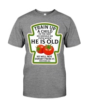 Train up a child Premium Fit Mens Tee thumbnail