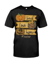 Teach love inspire Premium Fit Mens Tee thumbnail