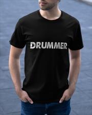 Drummer Ao den Classic T-Shirt apparel-classic-tshirt-lifestyle-front-46