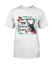 Eat the rose Classic T-Shirt thumbnail