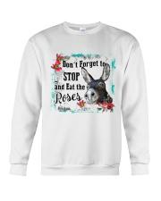 Eat the rose Crewneck Sweatshirt thumbnail