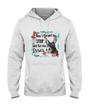 Eat the rose Hooded Sweatshirt thumbnail