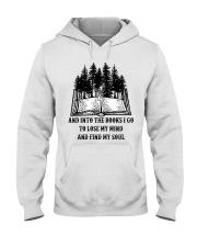 Lost my mind Hooded Sweatshirt thumbnail
