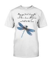 May you tough dragonflies and stars Classic T-Shirt thumbnail