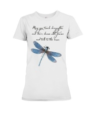 May you tough dragonflies and stars Premium Fit Ladies Tee thumbnail