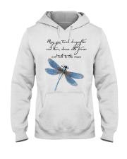 May you tough dragonflies and stars Hooded Sweatshirt thumbnail
