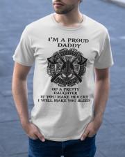 Viking dad Classic T-Shirt apparel-classic-tshirt-lifestyle-front-46