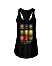 Astronomy Ladies Flowy Tank tile