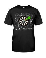 Darts Classic T-Shirt front