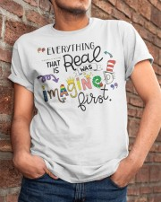 Everything that real Classic T-Shirt apparel-classic-tshirt-lifestyle-26