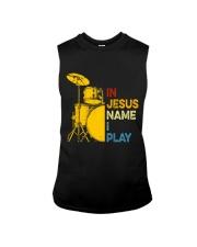 In Jesus name i play Sleeveless Tee thumbnail