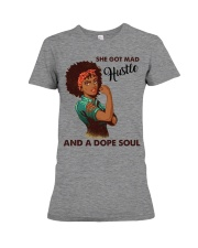 Dope soul Premium Fit Ladies Tee thumbnail