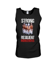 Strong resilient indigenous Unisex Tank thumbnail
