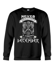 Never Underestimate Crewneck Sweatshirt tile