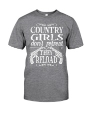 Country girls Classic T-Shirt tile
