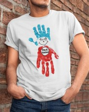 Preschool teacher Classic T-Shirt apparel-classic-tshirt-lifestyle-26