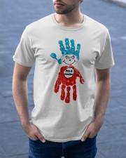 Preschool teacher Classic T-Shirt apparel-classic-tshirt-lifestyle-front-46