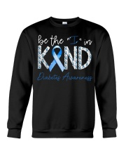 Diabetes Awareness Crewneck Sweatshirt thumbnail