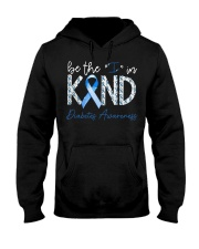 Diabetes Awareness Hooded Sweatshirt thumbnail