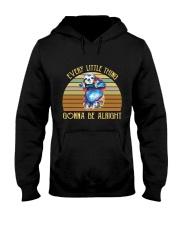 Gonna be alright Hooded Sweatshirt thumbnail