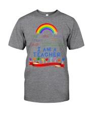 I am a teacher Classic T-Shirt tile