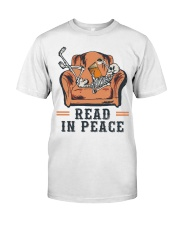 Read in peace Classic T-Shirt thumbnail
