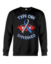 Type one superheroes Crewneck Sweatshirt thumbnail
